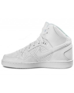 Nike Son of Force alta bianca